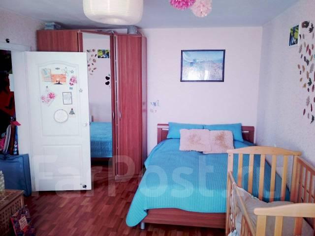 1-комнатная, улица Тобольская 7а. Приморский, частное лицо, 39кв.м.