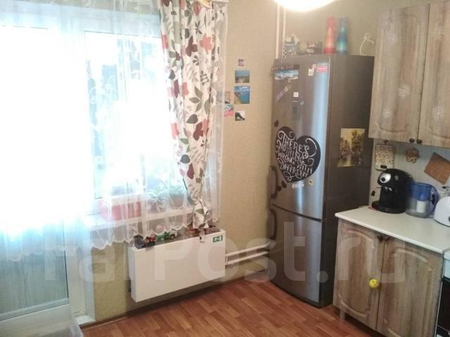 1-комнатная, улица Тобольская 7а. Приморский, частное лицо, 39 кв.м. Интерьер