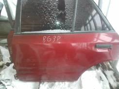 Ручка двери внешняя. Mazda Familia, BG6R, BG6S, BG3S, BG6P, BG8S, BG3P, BG8P, BG8Z, BG8R, BG6Z, BG7P, BG5P, BG8RA, BG5S