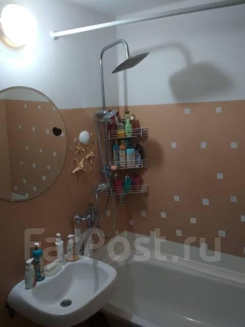 1-комнатная, улица Тобольская 7а. Приморский, частное лицо, 39 кв.м. Сан. узел