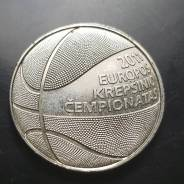 1 лит 2011 год Литва Чемпионат по баскетболу. Сл.22