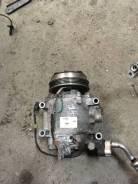 Компрессор кондиционера. Honda Fit, GP1 Двигатель LDA