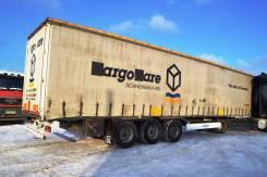 Krone SD. Полуприцеп борт-штора . Год выпуска 2011, 34 000 кг.