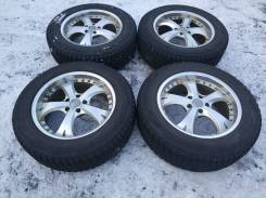 Комплект зимних колес на красивом литье 225/65R18. 7.5x18 5x114.30 ET38