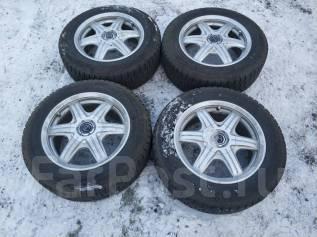 Комплект колес на зимней резине 185/65R15. 6.5x15 4x100.00, 5x100.00 ET38