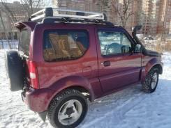 Suzuki Jimny Wide. автомат, 4wd, 1.3 (85 л.с.), бензин