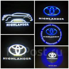 Подсветка. Toyota Highlander. Под заказ