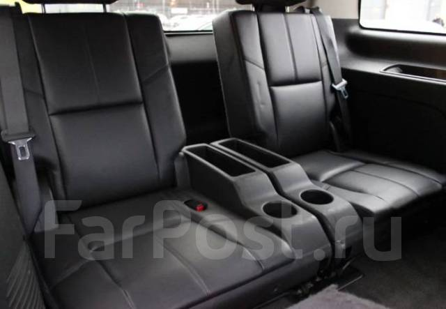 Chevrolet Tahoe. автомат, 4wd, 5.3 (324л.с.), бензин, 185тыс. км. Под заказ