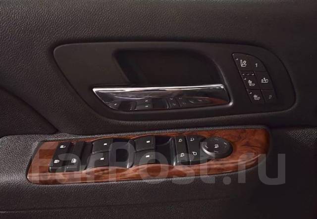 Chevrolet Tahoe. автомат, 4wd, 5.3 (324 л.с.), бензин, 128 тыс. км. Под заказ
