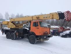 Галичанин КС-55713. Автокран 2008 г. в., 10 000 куб. см., 25 000 кг., 22 м.
