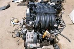 Двигатель в сборе. Audi A3 Volkswagen Golf Skoda Octavia Двигатель APF