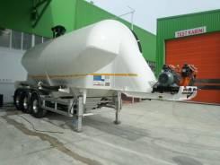 Kassbohrer. Новый алюминиевый цементовоз объем 31м3, 1 000 куб. см., 31,00куб. м.