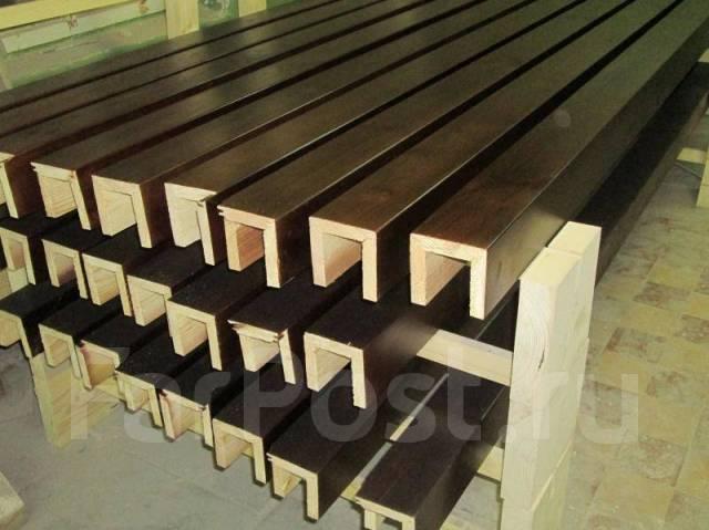 Создам дизайн в вашем доме из массива дерева. Фальш балки, перегородки.
