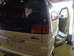 Бампер задний Nissan Elgrand ALWE50, #E50