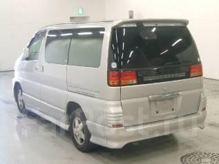 Дверь багажника. Nissan Elgrand, ALE50, ALWE50, APE50, APWE50, ATE50, ATWE50, AVE50, AVWE50