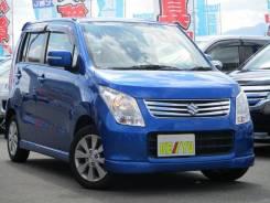 Suzuki Wagon R. автомат, 4wd, бензин, б/п. Под заказ