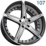 """Sakura Wheels 3249. 8.5x19"""", 5x120.00, ET40, ЦО 73,1мм."""