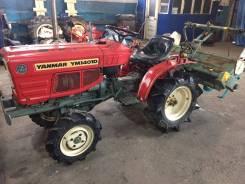 Yanmar. Японский трактор YM1401D 4WD без пробега, 856 куб. см.