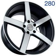 """Sakura Wheels 9135. 9.5x19"""", 5x120.00, ET27, ЦО 74,1мм."""