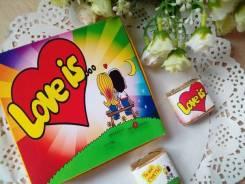 Сладкая валентинка на 14 февраля ( день Всех Влюбленных)