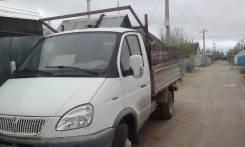 ГАЗ 3302. Продается газель бортовая 3302, 2 400 куб. см., 1 500 кг.