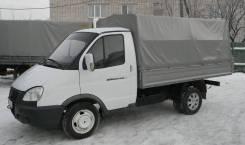 ГАЗ 3302. ГАЗ-3302, 2 890 куб. см., 1 500 кг.