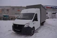 ГАЗ ГАЗель Next. Газель NEXT Евроборт 4м с закабинным спальником, 2 700 куб. см., 1 500 кг.
