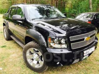 Chevrolet Avalanche. автомат, 4wd, 5.3 (325л.с.), бензин, 143тыс. км. Под заказ