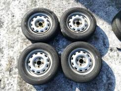 Dunlop Enasave EC202. Летние, 2011 год, износ: 5%, 4 шт