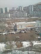 Комната, проспект Красного Знамени 104. Третья рабочая, агентство, 18 кв.м. Вид из окна днем