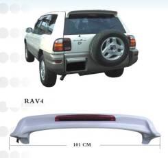 Спойлер. Toyota RAV4