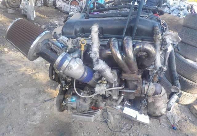 Двигатель в сборе. Nissan Silvia, S15 Nissan 300ZX Двигатель SR20DET. Под заказ