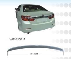 Спойлер. Toyota Camry, ASV50, GSV50, AVV50, ACV51 Двигатели: 2ARFE, 2GRFE, 2ARFXE, 1AZFE