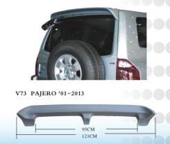 Спойлер. Mitsubishi Pajero, V73W