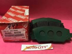 КОЛОДКИ тормозные дисковые передн 0446502220