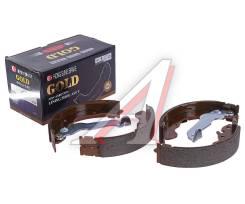 Колодки тормозные барабанные HYUNDAI ELANTRA 9609 TIBURON 9701 HS0004