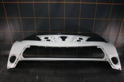 Бампер передний - Toyota Rav 4