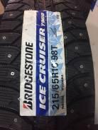 Bridgestone Ice Cruiser 7000. Зимние, шипованные, новые