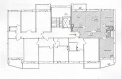 3-комнатная, улица Плахотного 53. агентство, 73 кв.м.