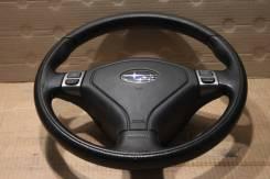 Руль. Subaru Forester, SG5 Двигатели: EJ20, EJ205