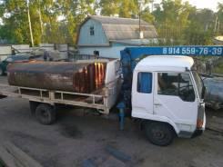 Mitsubishi Fuso. Продам грузовик с краном mmc fuso, 7 545 куб. см., 5 000 кг.