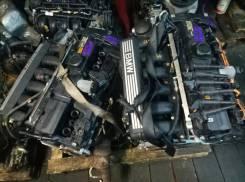 Двигатель N52B30 на BMW X5 E70 объем 3.0 л.