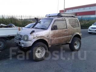 Suzuki Jimny Wide. JB33W, J13B
