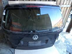 Крышка багажника. Volkswagen Touran, 1T3 Двигатели: BXJ, BSF, BLG, BSE, BLS, CAVB, CAVC, BMN, BKD, BGU