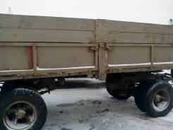 Камаз. Продается прицеп на камаз бортовой 1997г., 8 000 кг.