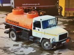 ГАЗ 3309. Продается или сдается в аренду Грузовая цистерна, 4 750 куб. см., 4 085,00куб. м.