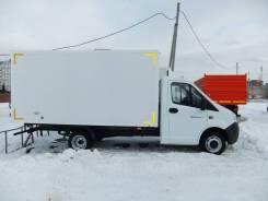 ГАЗ ГАЗель Next. ГАЗель NEXT изотермический фургон, 2 800 куб. см., 1 500 кг.