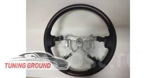 Руль. Toyota Land Cruiser, GRJ200, GRJ76K, GRJ79K, J200, URJ200, URJ202, URJ202W, UZJ200, UZJ200W, VDJ200 Двигатели: 1GRFE, 1URFE, 1VDFTV, 3URFE