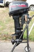 Mercury. 8,00л.с., 2-тактный, бензиновый, нога S (381 мм)