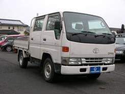 Toyota Dyna. , 4WD LY162, Бортовой 1т. От компании JU Motors, 3 000 куб. см., 1 000 кг. Под заказ